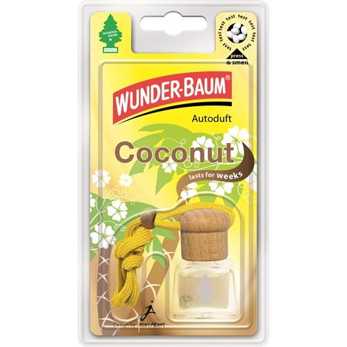 Wunderbaum, Fakupakos illatosító Kókusz 4,5ml